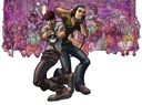Dimitri Vegas & Like Mike appear in new ... - New four-part comics series by Eisner ...